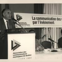 Président de l'Association Communication publique