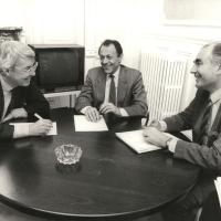 Conseiller de Michel Rocard